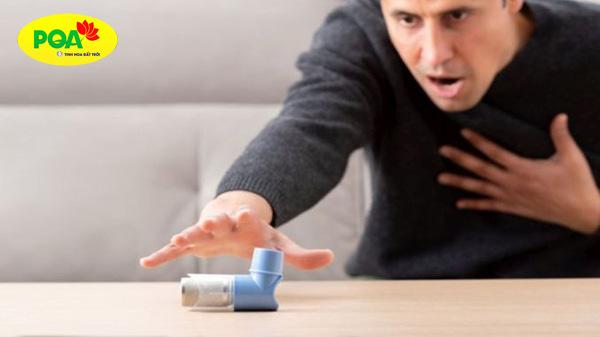 Cách giảm cơn hen suyễn cấp tính ngay tại nhà