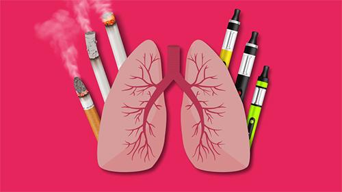 Thuốc lá và khói thuốc lá gây khởi phát cơn hen