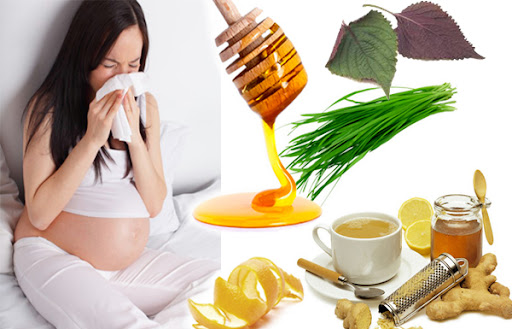 Sử dụng các loại thảo dược để Điều trị hen phế quản ở phụ nữ có thai