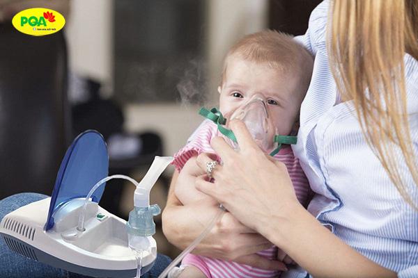 Trẻ sơ sinh mắc hen phế quản