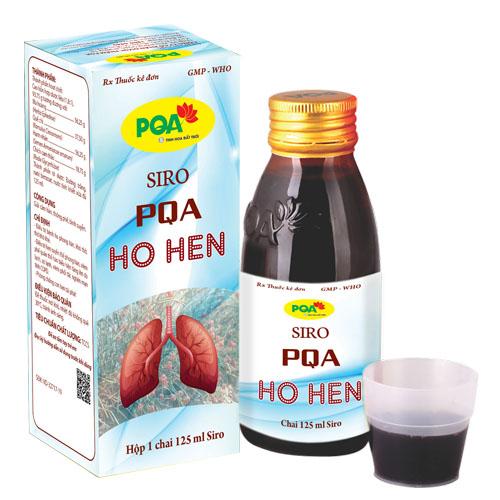 Thuốc siro Ho Hen PQA